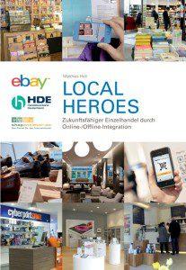 """Seit Mitte 2013 gibt es """"Local Heroes"""" auch als Buchveröffentlichung"""