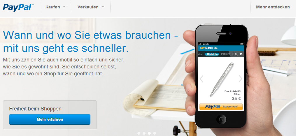 Paypal Steuer