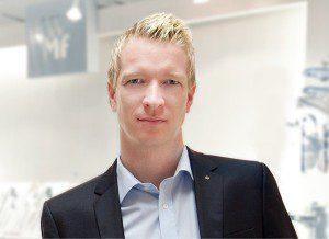 In der sächsischen Kleinstadt Döbeln entwickelt Rico Kretschel innovative Pläne für den Handel der Zukunft
