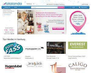 """Atalanda setzt auf das Motto: """"Deine Stadt, Deine Shops, Deine Lieferung – noch heute!"""""""