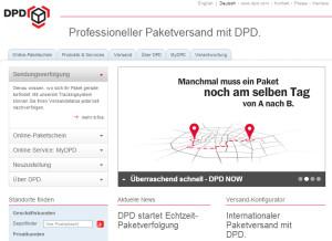 DPD launcht Paket-Live-Tracking in Deutschland und will