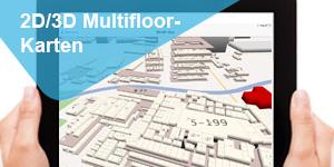 2D-3D-Multifloor