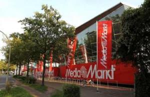 Der Media Markt in Hamburg-Wandsbek gehörte zu den ersten Teilnehmern des Pilotprojekts mit MyTaxi