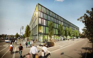 Im derzeit noch in Bau befindlichen Münchner Einkaufszentrum Mona eröffnet Cyberport Ende 2014 seinen bisher größten Store