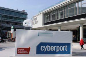 Der Cyberport Store in der Berliner Concept Mall Bikini