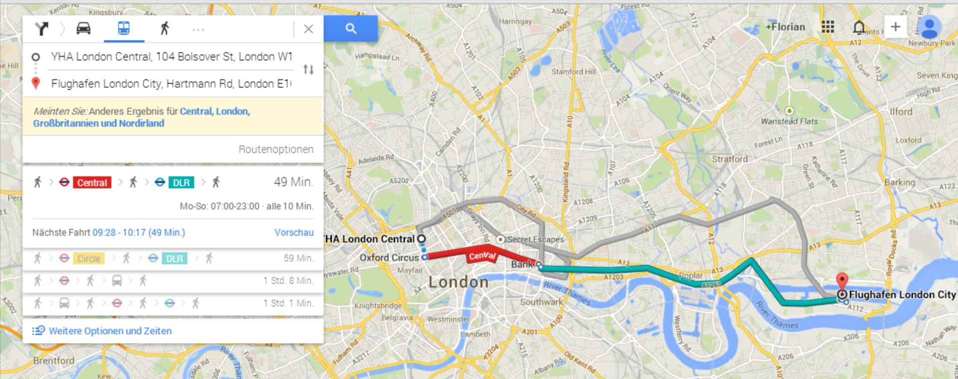 google maps l sst britische user ffentliche. Black Bedroom Furniture Sets. Home Design Ideas