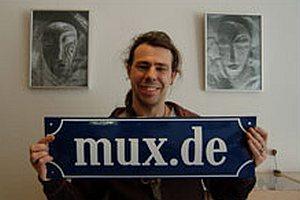 Naturschmuck-Designer Christian Oswald ist überzeugter Mux-Kunde