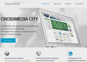 """Als """"Crossmedia City"""" vermarkten die BDS-Macher ihre Whitelabel-Lösung"""