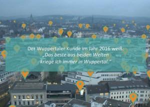 Ziel 2016: Nach Ablauf der Pilotphase soll der Wuppertaler Einzalhandel seine zweite Heimat im Netz haben