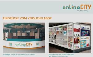 """So stellt sich Online City Wuppertal sein """"Retail Lab"""" vor"""