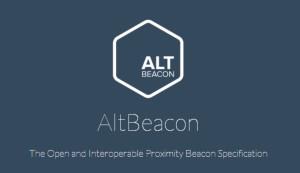 Altbeacon Logo Radius Networks groß