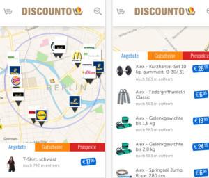 Discounto Deal App ios