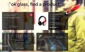 Ebay Google Glass App