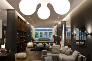 Blick in einen der Fashion For Home Showrooms