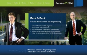 Johann und Norbert Beck knüpfen bei der Vermarktung von Snipda an ihr bestehendes Netzwerk an