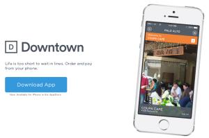 downtown app SH