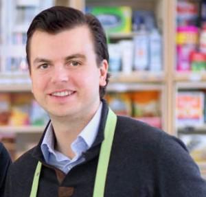 Sebastian Diehl gründete Emmas Enkel 2011 mit.