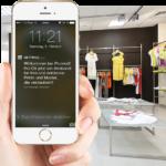 Gettings Q Beacon App Smartphone