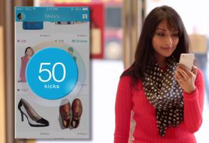 Macy's App Beacon Shopkick