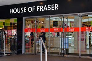 store House of Fraser