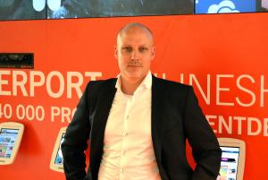 Jeremy Glück ist in der Geschäftsführung von Cyberport für Marketing und Sales zuständig