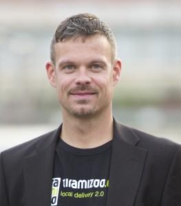 Tiramizoo-Geschäftsführer Michael Löhr hat das Unternehmen 2010 mitgegründet