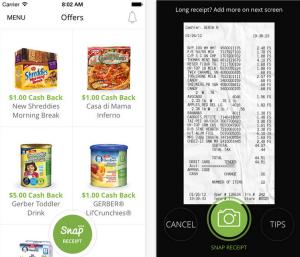 Snap Groupon App iOS