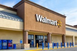 Walmart-Filiale in Salinas, USA