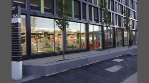 Das neue Münchner Center Mona versteht sich als Einkaufszentrum der gehobenen Art