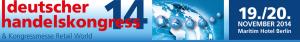 Deutscher Handelskongress 2014 Homepage