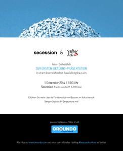 Einladung Beacon oroundo