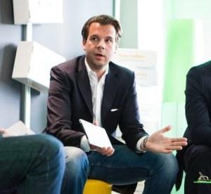 Nils Fischer ist bei Liefery für Network & Sales zuständig