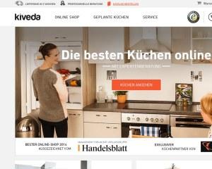 Kiveda stärkt mit der Küchen-Quelle-Übernahme seine stationäre Präsenz