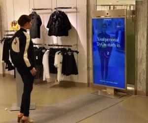 Neiman Marcus Spiegel Mirror