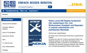 Auch Dienstleistungsprodukte werden von Aetka-Partnern nun bei eBay angeboten