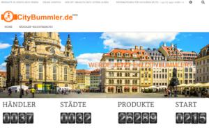 Aktuell ist CityBummler.de noch in der Registrierungsphase, der Start soll in wenigen Monaten erfolgen