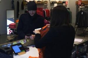Inventorum im Einzelhandelseinsatz