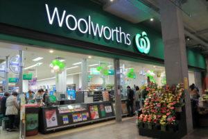 woolworths Filiale Australien
