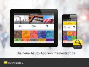 Die neue Azubi-App von meinestadt.de