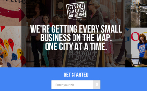 Google - Let's Put Our Cities on the Map
