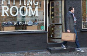 Konkrete Pläne zur Eröffnung weiterer Fitting Rooms gibt es bei Modomoto noch nicht