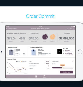 Apple IBM Order Commit App