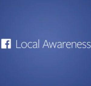 Facebook - Local Awareness Ads - Lokale Werbung