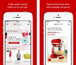 Macys App iPhone