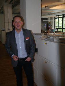 Marc Biadacz ist Direktor Geschäftsbeziehungen bei kaufDA.