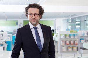 Jan Sperlich ist Mitglied der Geschäftsführung von Gravis