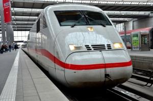 DB Deutsche Bahn Nahnhof IC ICE