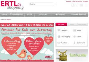 Ertl Shoppingcenter Bamberg