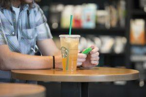 Spotify Starbucks klein