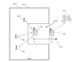 Apple Patent GPS LBS